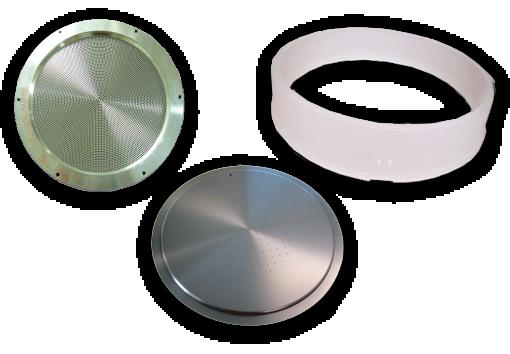 半導体製造装置用部品関連