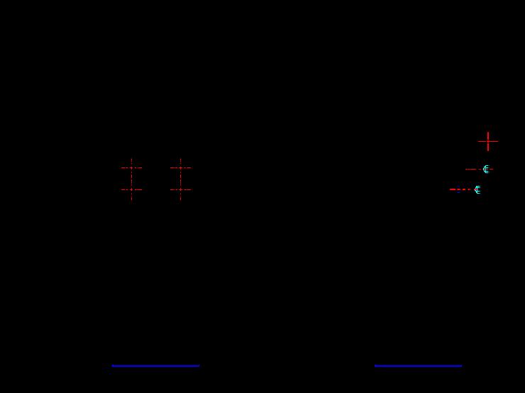 パイプフレーム用耐震金 設計図