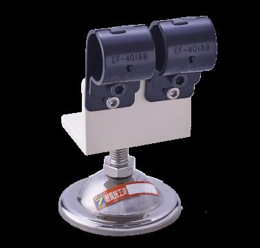 機械設備耐震製品 Pシリーズ 組立作業台等のパイプフレーム専用金具