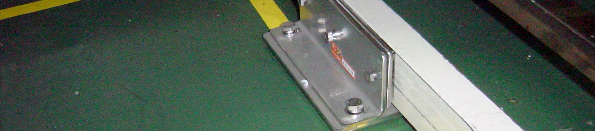 PSD 冷蔵庫・恒温槽・書棚・卓上理化学機器用耐震金具